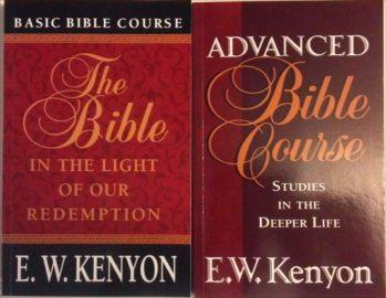 EW Kenyon Bible Course Package by E. W. Kenyon