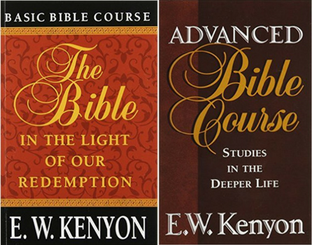 E.W. Kenyon Bible Course Package