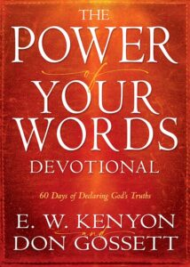 The Power of Your Words Devotional